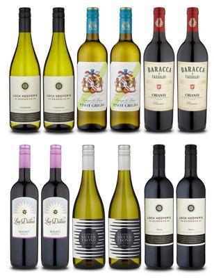 Mixed Wonders Wine Case - Case of 12