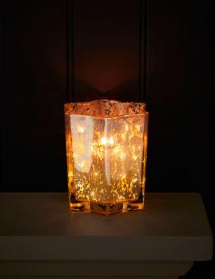 Frankincense & Myrrh Light Up Candle