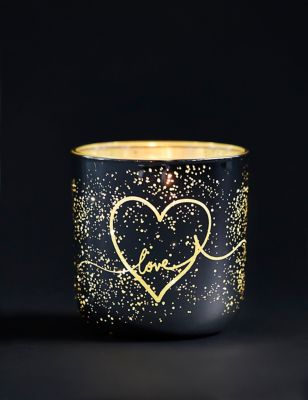 Mercury Love Light Up Candle