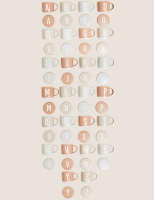 Alphabet Mug & Coaster