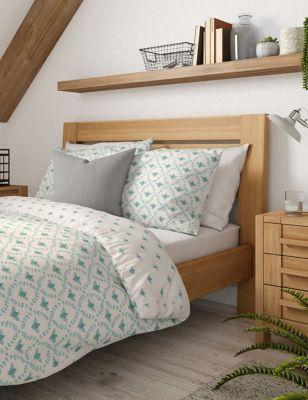 Cotton Mix Bee Bedding Set