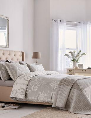 Pure Cotton Josette Sateen Bedding Set