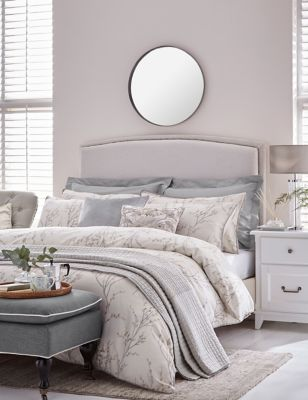 Pure Cotton Pussy Willow Sateen Bedding Set