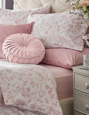 Pure Cotton Percale Aria Bedding Set