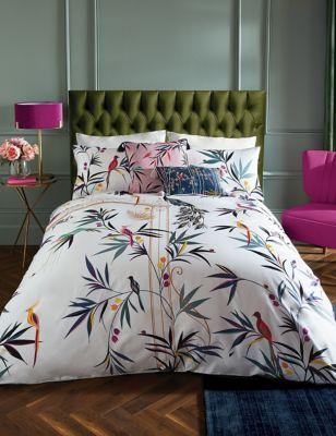 Pure Cotton Enchanted Gate Bedding Set