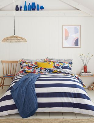 Pure Cotton St Ives Floral Bedding Set