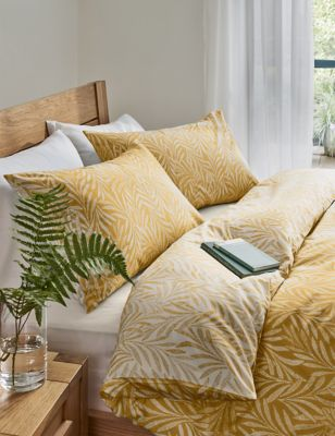 Fern Print Bedding Set