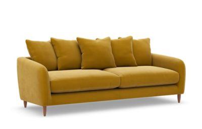 Mia Scatterback 4 Seater Sofa