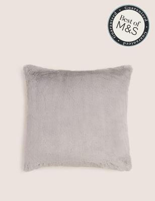 Supersoft Faux Fur Medium Cushion
