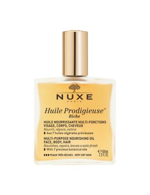 Huile Prodigieuse® Riche Multipurpose Nourishing Oil 100ml