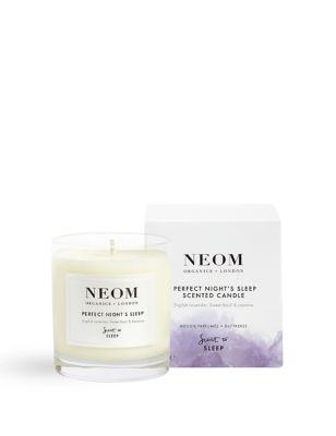 Perfect Night's Sleep Scented Candle (1 Wick) 185g