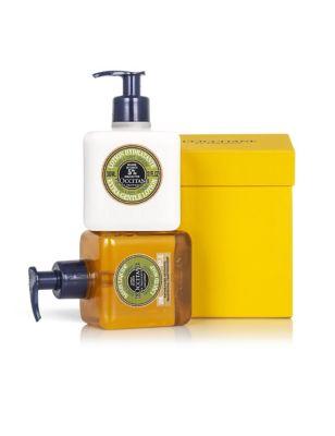 Verbena Hand Wash & Lotion Collection