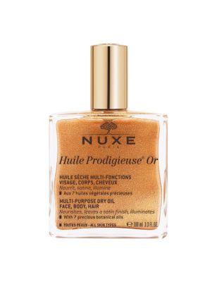 Huile Prodigieuse® Multipurpose Golden Shimmer Oil 100ml