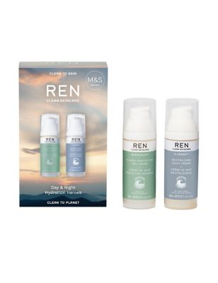 Day & Night Hydration Heroes - save 33%