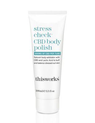 Stress Check Body Polish 100ml