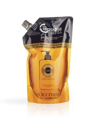Eco Refill Verbena Liquid Soap 500ml