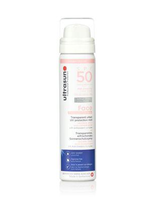 UV Face & Scalp Mist 75ml