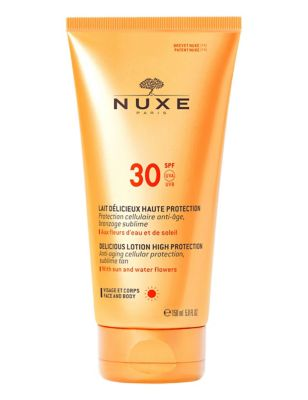 Sun SPF 30 Delicious Lotion High Protection for Face and Body 150ml