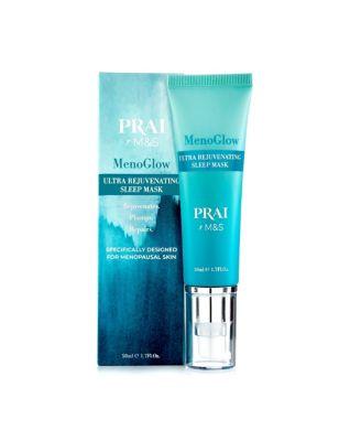 MenoGlow Ultra Rejuvenating Sleep Mask 50ml