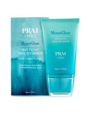 MenoGlow Hot Flush Cool Fix Serum 60ml