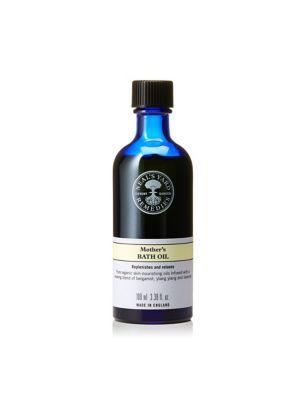 Organic Mothers Bath Oil 100ml