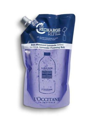 Lavender Foaming Bath Eco Refill 500ml