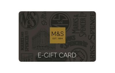 Vintage M&S E-Gift Card
