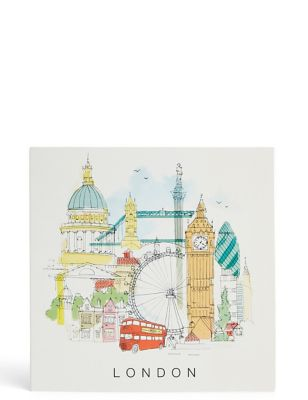 London Landmarks Gift Card