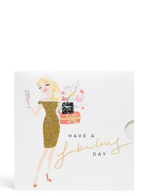 Dotty Fabulous Day Gift Card