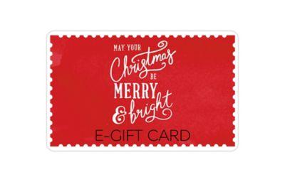 Christmas Text E-Gift Card