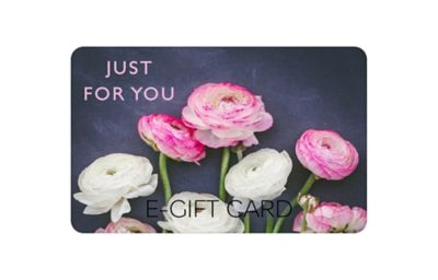 Just for You Photographic E-Gift Card