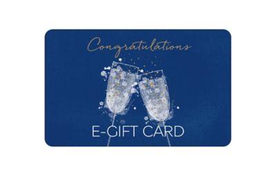 Congratulations Glasses E-Gift Card