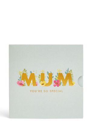 Floral Mum