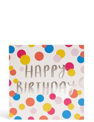 Happy Birthday Spots