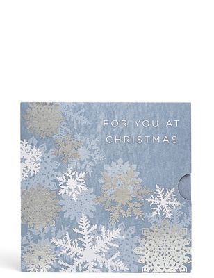 Snowflakes Gift Card