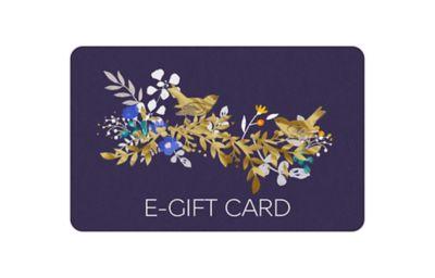 Bird Print E-Gift Card