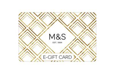 M&S Logo E-Gift Card