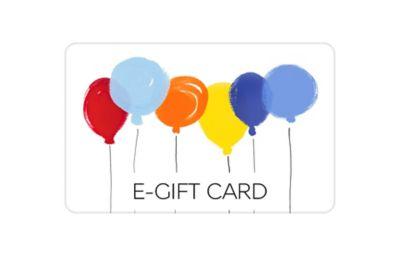 Balloons E-Gift Card
