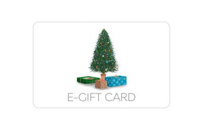 Christmas Tree E- Gift Card