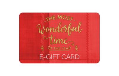 Christmas Text E- Gift Card