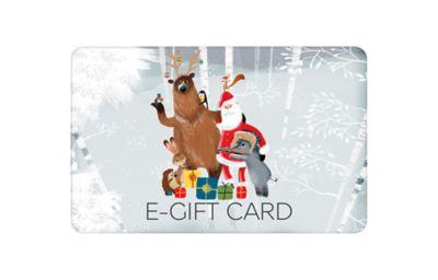 Santa & Friends E- Gift Card