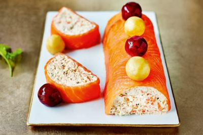 M&S Collection Smoked Salmon Terrine