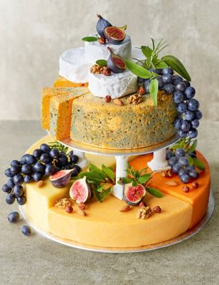 Cheese Celebration Cake MS