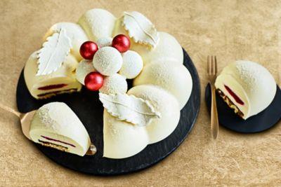 M&S White Chocolate Snowball