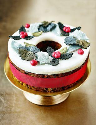 Marks and spencer christmas cake recipe