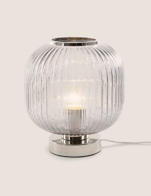 Amelia Ridged Table Lamp