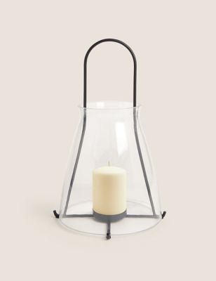 Glass Dome Lantern