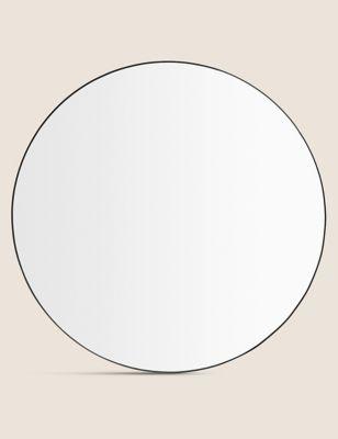 Milan Large Round Mirror