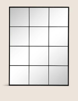 Simple Manhattan Mirror