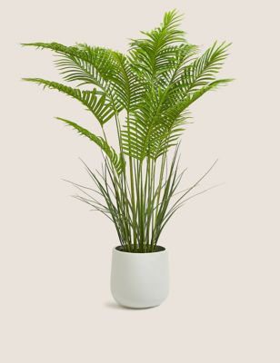 Floor Standing Artificial Palm